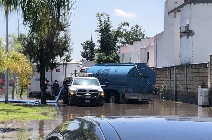 Municipio de Querétaro no puede operar cárcamo pues Sonterra y Viñedos no han sido entregados