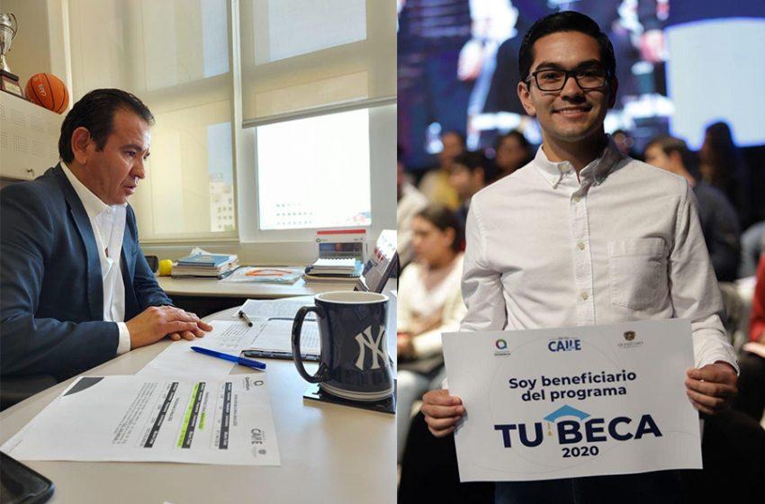 Ya está disponible la convocatoria de Tu Beca del municipio de Querétaro