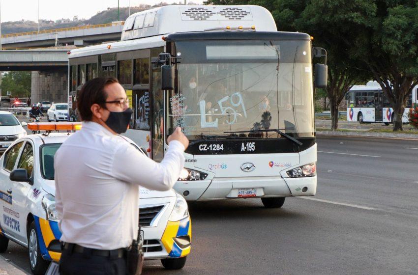 Qrobús operará con normalidad tras suspensión de venta de gas natural: IQT