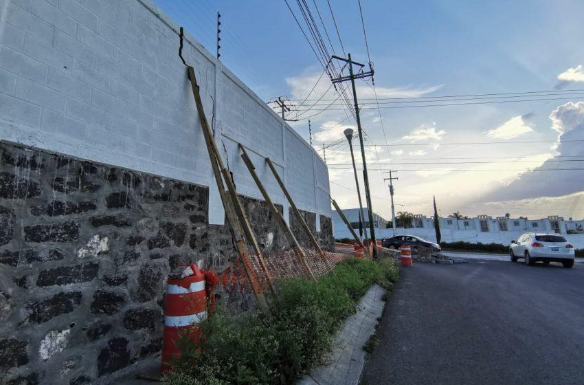 Afectaciones de Paseos del Pedregal no se generaron por obras del municipio