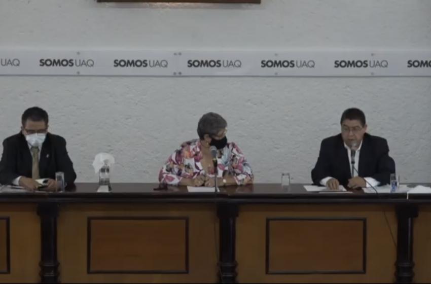 Por pandemia, UAQ modificará asistencia obligatoria