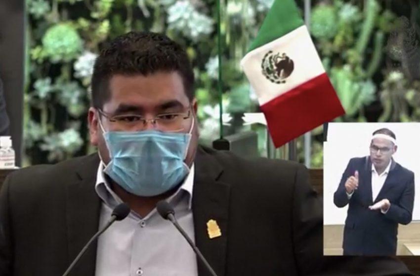 "Cuenta Morena con ""dos cartas fuertes"" para gubernatura en 2021: Néstor Domínguez"