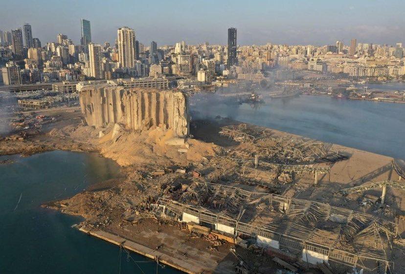 Beirut, una ciudad resiliente