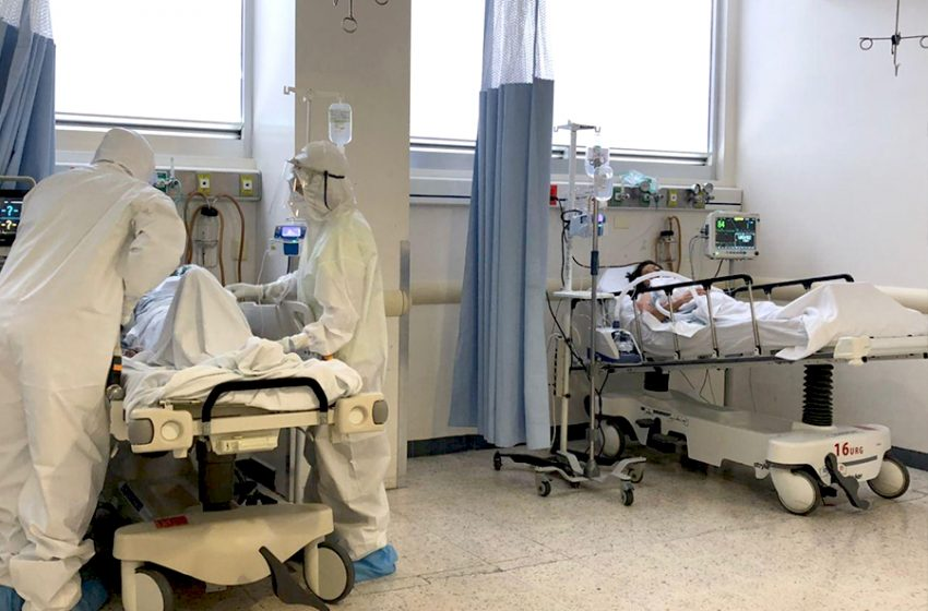 Pese a pandemia, gobierno federal invirtió menos en hospitales que en años anteriores