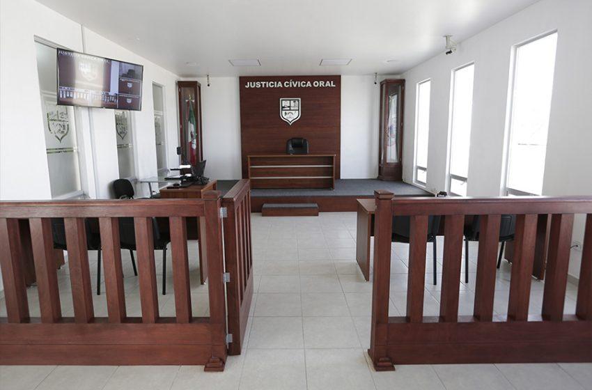 Por modelo Cosmos, Querétaro es primer lugar nacional en justicia penal