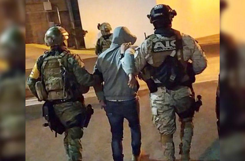 """Ingresa finalmente """"El Marro"""" al penal del Altiplano"""