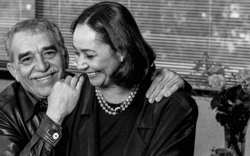 Fallece en la Ciudad de México Mercedes Barcha, viuda de Gabriel García Márquez