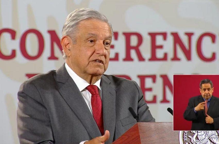 Coincide AMLO en diagnóstico de Hacienda: México enfrenta la peor crisis desde 1932