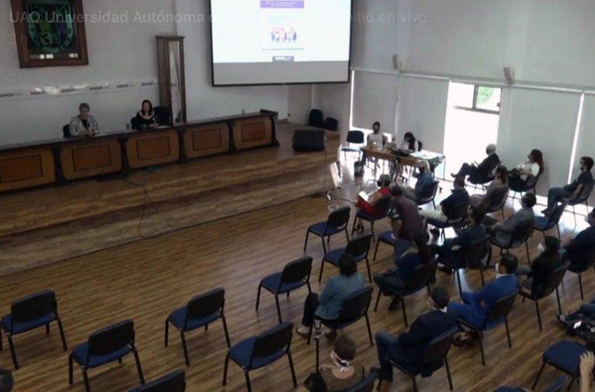 UAQ da a conocer las acciones emprendidas ante la pandemia de COVID