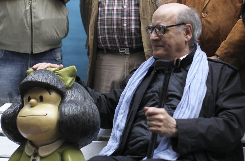 Creador de Mafalda muere a los 88 años