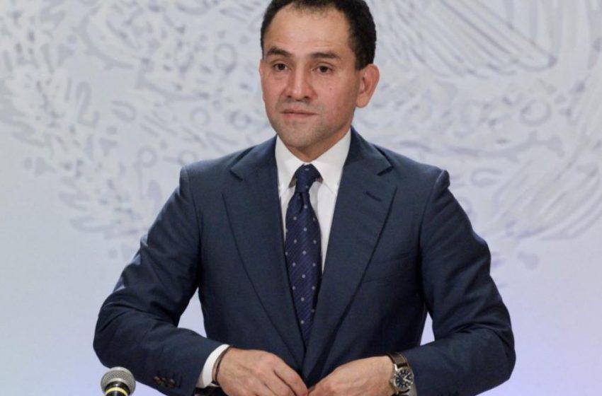 """Arturo Herrera y la """"peor crisis de México"""": una advertencia velada a los gobernadores"""
