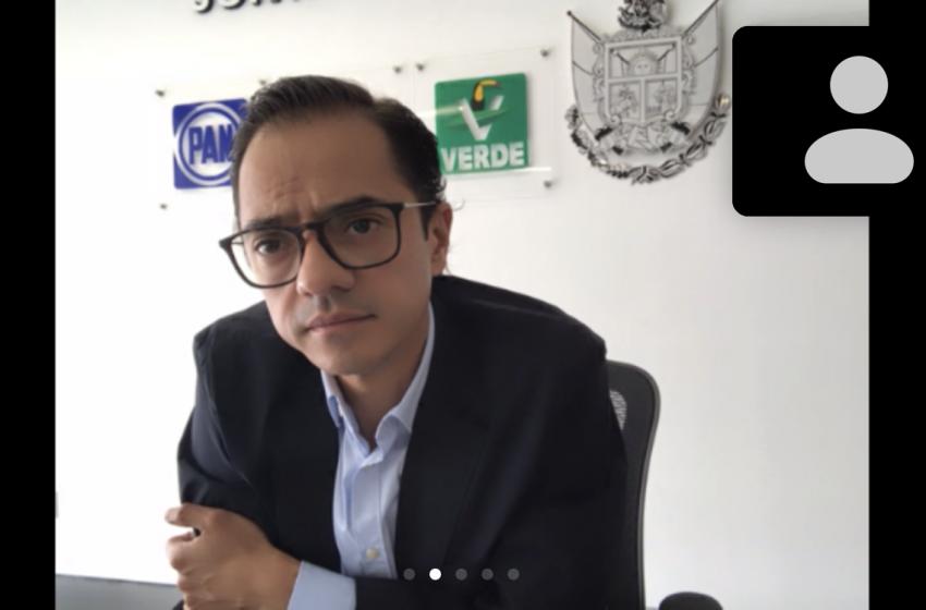 Defiende Michel Torres soberanía del Congreso local ante la CNDH