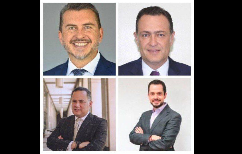 ¿Quiénes van por la gubernatura? Estos son los perfiles del PAN, Morena y PRI
