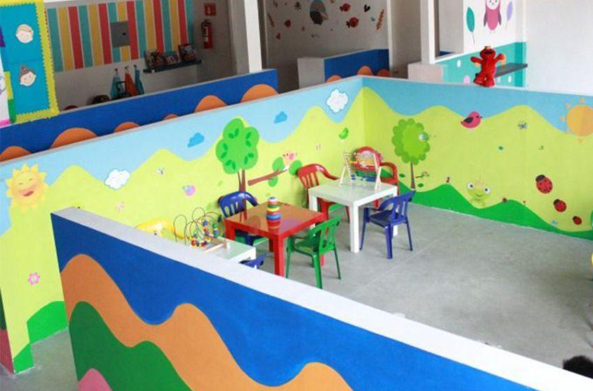 Operan estancias infantiles con poca asistencia