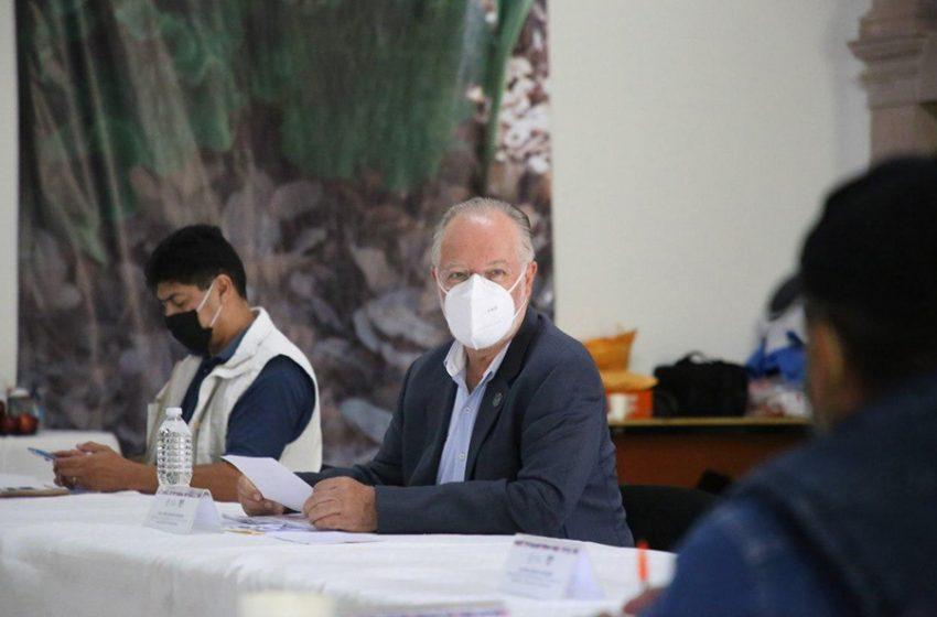Querétaro avanza en la disminución de incendios forestales