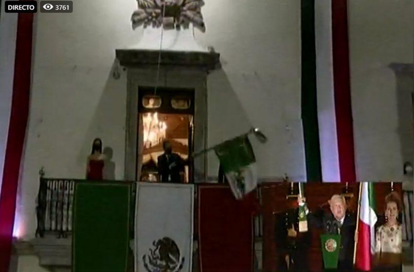 ¡Viva México y nuestro heroico personal de salud!: FDS