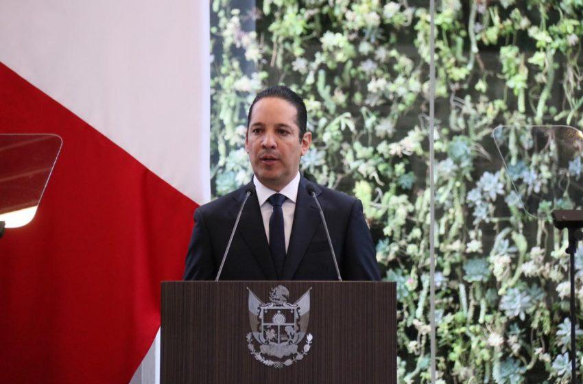 Rendirá Pancho Domínguez 5° informe de gobierno el 28 de septiembre
