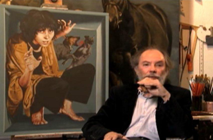 Fallece Arturo Rivera; maestro del arte mexicano del siglo XX