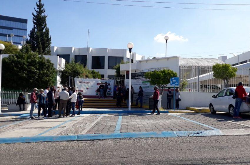 Asaltan oficinas de la Secretaría de Bienestar; sustrajeron información y equipo de cómputo