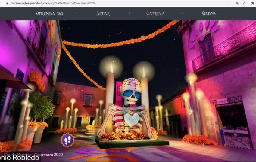 Festival de Día de Muertos 2020 será virtual