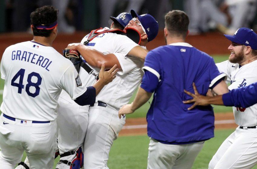 Mexicano da campeonato de la Serie Mundial a los Dodgers