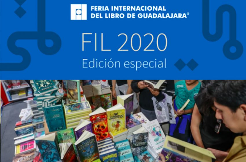 Anuncian que Feria Internacional del Libro de Guadalajara será virtual