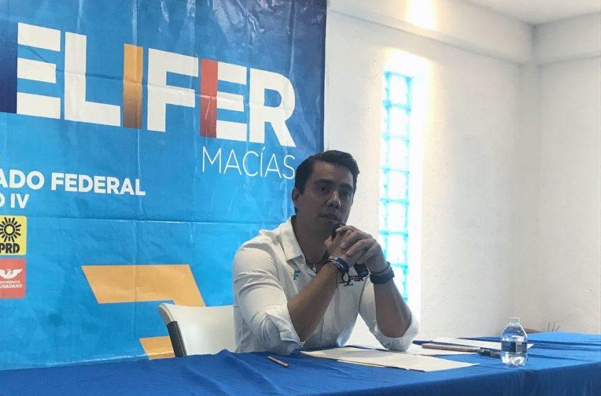 Usuarios pagarían 22% extra por Internet tras aprobarse Ley General de Derechos, advierte Felifer Macías