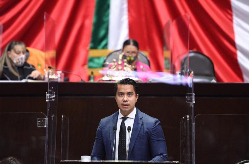 Felipe Macías condena renuncia del secretario de Seguridad y Protección Ciudadana