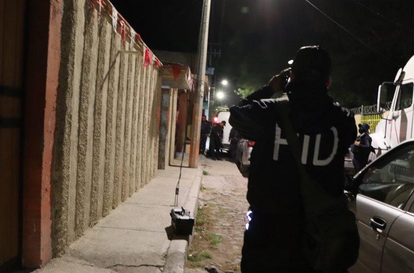 Autoridades esclarecen homicidio de San Juan del Río