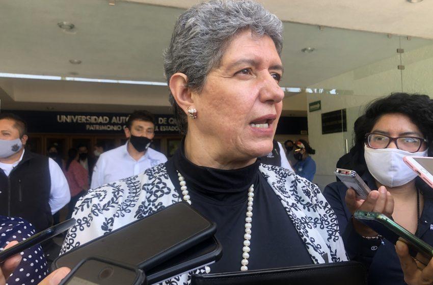 Si hubo intromisión en elecciones, habrá denuncias, dice García Gasca