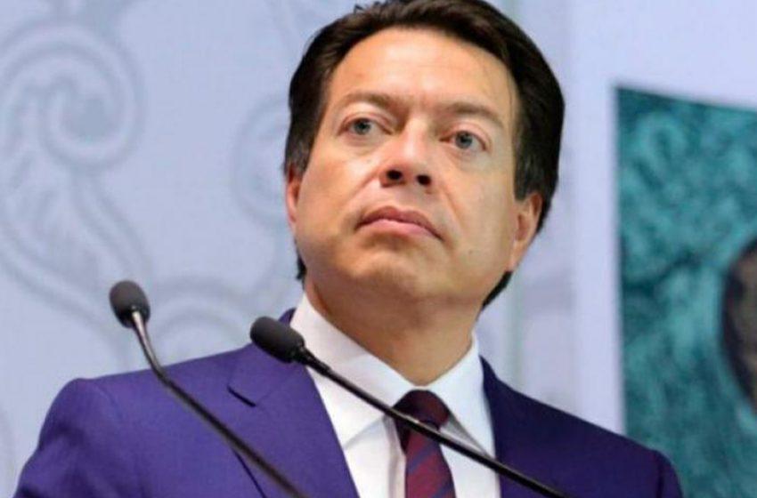 Designan a Mario Delgado como el nuevo presidente de Morena