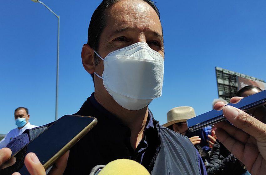 Invita Pancho Domínguez a la ciudadanía a emitir su voto