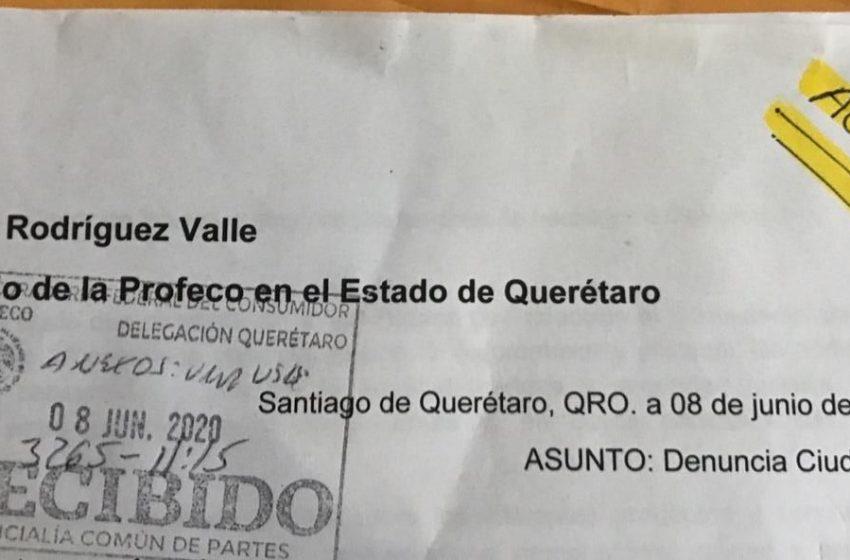 Denuncian activistas venta irregular de terrenos en Tierra Noble, Juriquilla; Profeco aún no resuelve