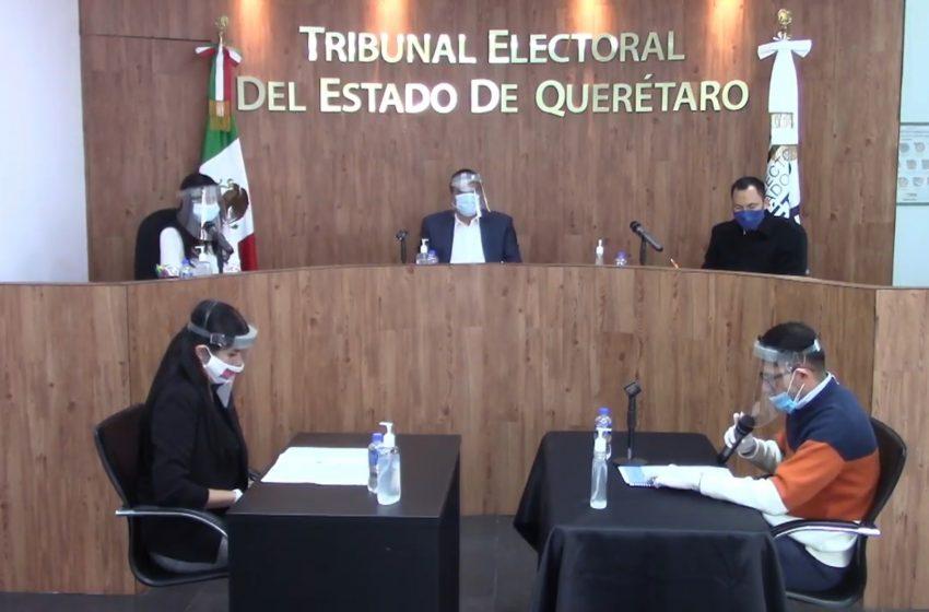 TEEQ declara improcedentes impugnaciones a proceso de selección de candidaturas en Morena