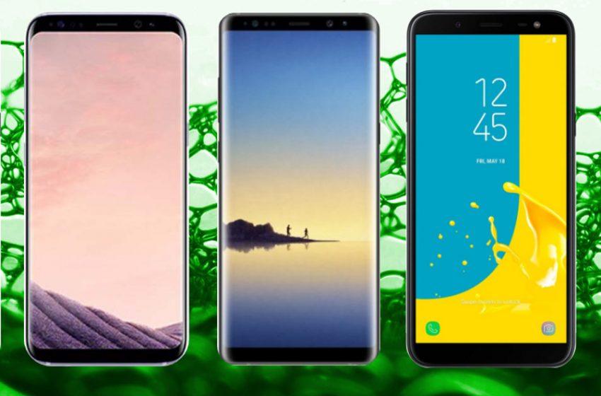 ¿Buscas un celular Samsung? Checa las 5 mejores opciones de acuerdo con tu presupuesto