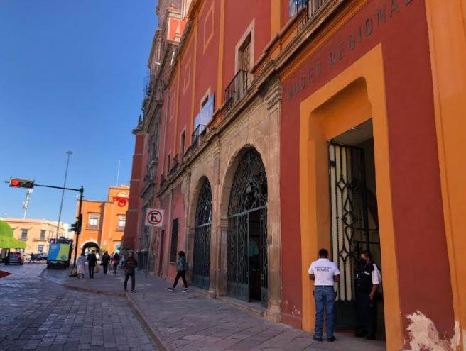 Tras meses de cierre, Museo Regional de Querétaro reabre sus puertas