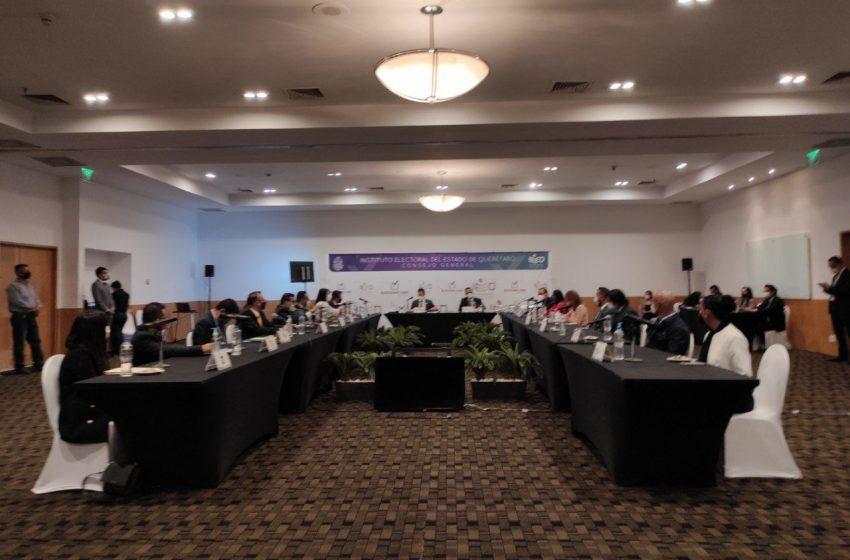 Arranca formalmente proceso electoral 2020-2021 en Querétaro