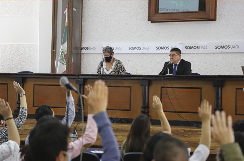 UAQ aprueba proyecto de Presupuestos de Ingresos y Egresos 2021