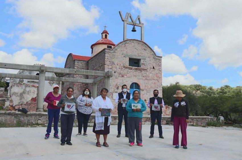 Gobierno de Querétaro fomenta autoempleo para reactivar la economía local