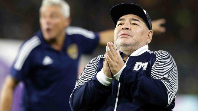 Fallece Diego Armando Maradona de un paro cardiorrespiratorio