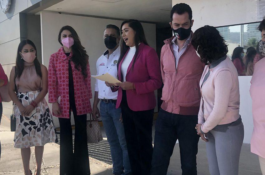PRI no tendría problema en postular a una mujer a la gubernatura de Querétaro