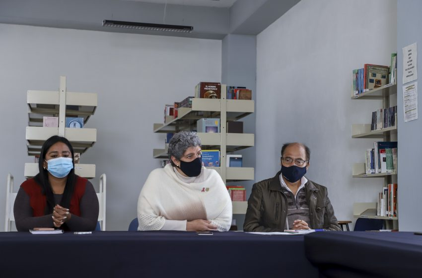 Recorre Tere García campus de Colón, Cadereyta y Tx para identificar necesidades