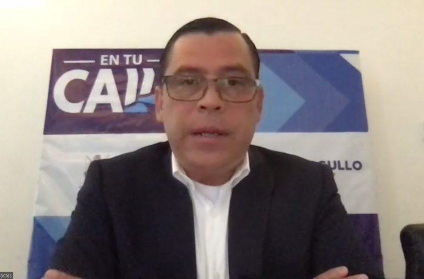Deja Tonatiuh Cervantes la Sedesoq; se incorporará como secretario de gobierno de la capital