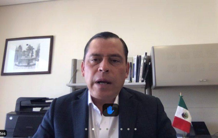 No hay prisa por participar en el proceso electoral 2020-2021, afirma Tonatiuh Cervantes