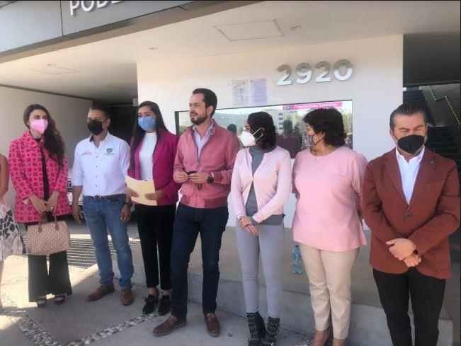 """Priistas presentan exhorto para incluir """"salario rosa"""" en presupuesto 2021"""