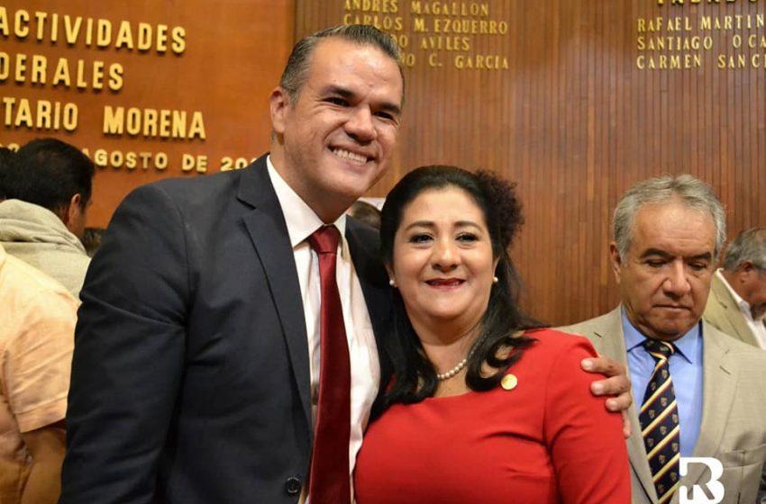 Anuncia Beatriz Robles que buscará ser candidata a la gubernatura de Querétaro por Morena
