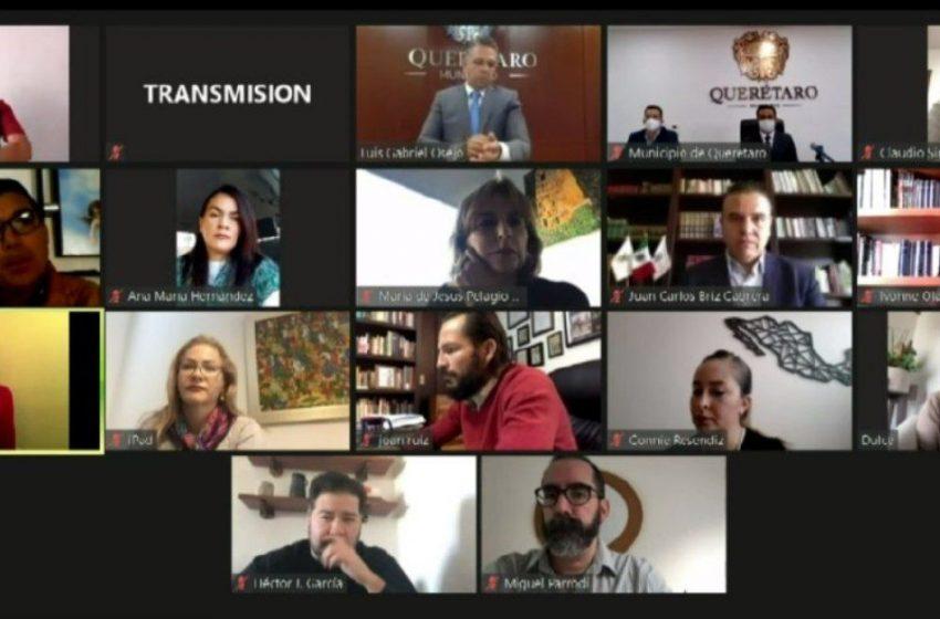 Aprueba Cabildo de Querétaro acuerdo anti-COVID; piden acatar las medidas sanitarias para evitar contagios