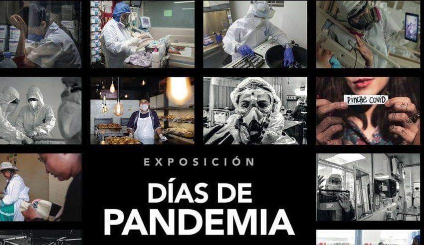 """""""Días de pandemia"""": exposición fotográfica que busca crear conciencia sobre COVID-19"""