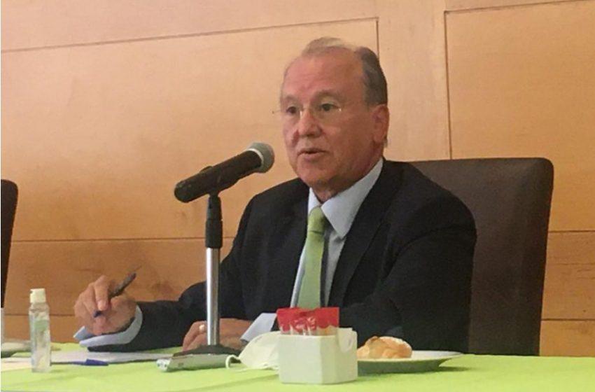 Jesús Rodríguez anuncia su renuncia al PRI Querétaro