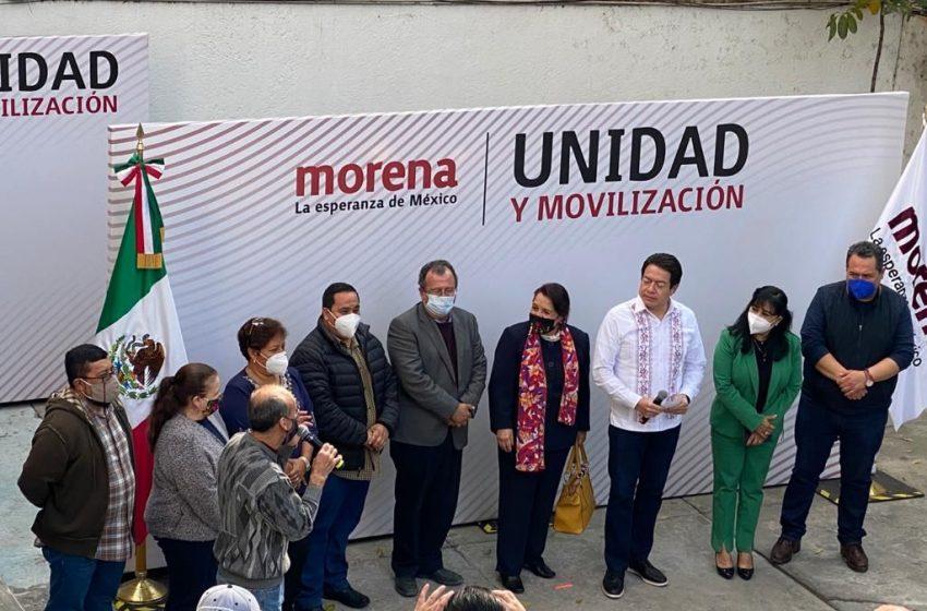 """Las """"increíbles encuestas"""" de Morena"""